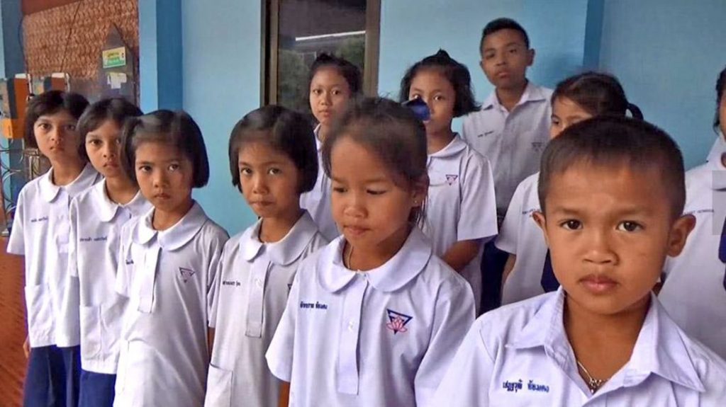 How many twins in one Trang school? | News by The Thaiger