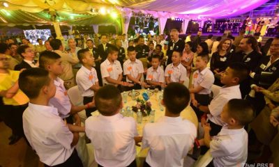 Royal Gala Dinner 'like a big family reunion' | The Thaiger