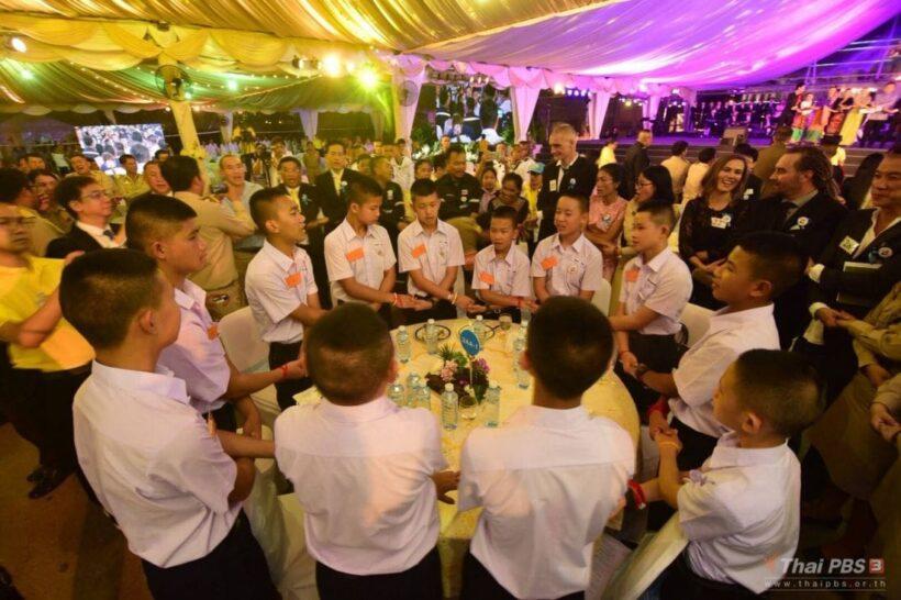 Royal Gala Dinner 'like a big family reunion' | The Thaiger