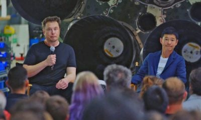 Japanese billionaire buys a ticket to the moon | The Thaiger