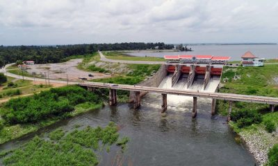 Dams will cope with this weekend's weather – Irrigation Department | The Thaiger