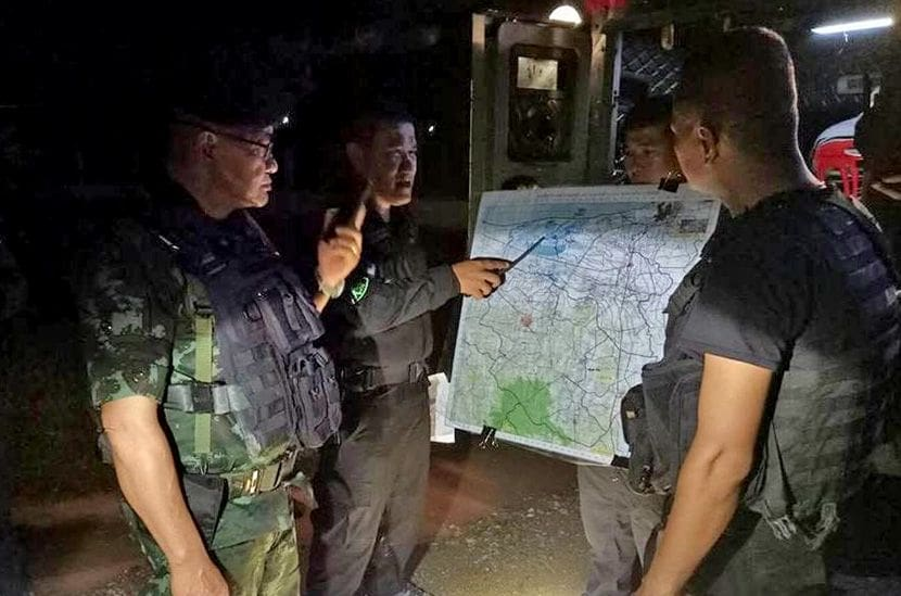 District in Thailand's south declared Special Control Zones | The Thaiger