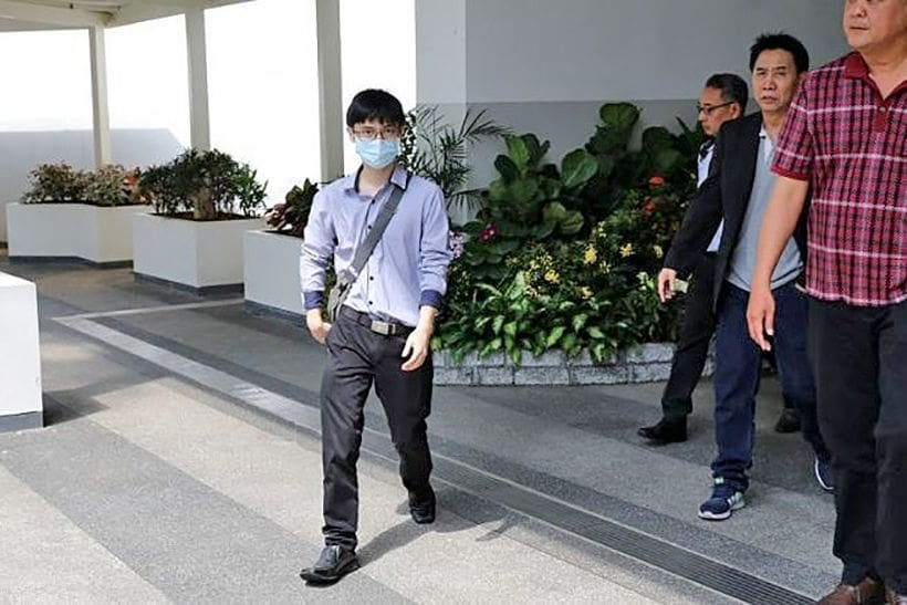 Thai fined $6,000 for defaulting on Singapore national service obligations   The Thaiger