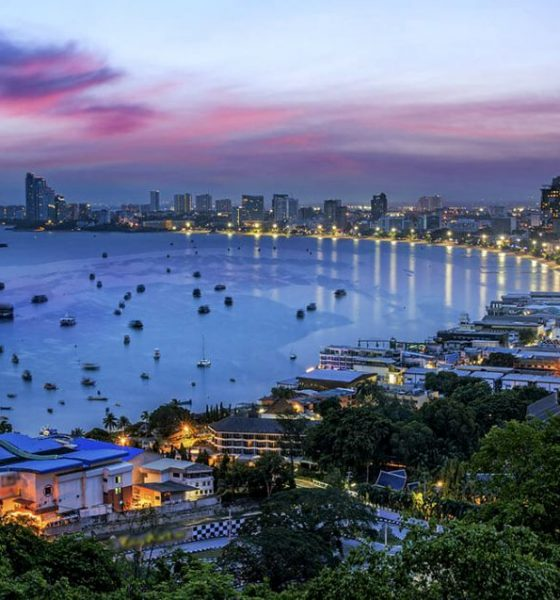 Pattaya's hotel performance rebounds as EEC drives positive market sentiment   The Thaiger