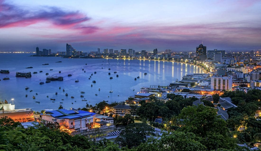 Pattaya's hotel performance rebounds as EEC drives positive market sentiment | The Thaiger