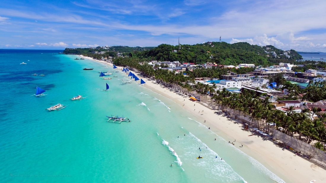 The Boracay renovation re-opens on October 26   The Thaiger