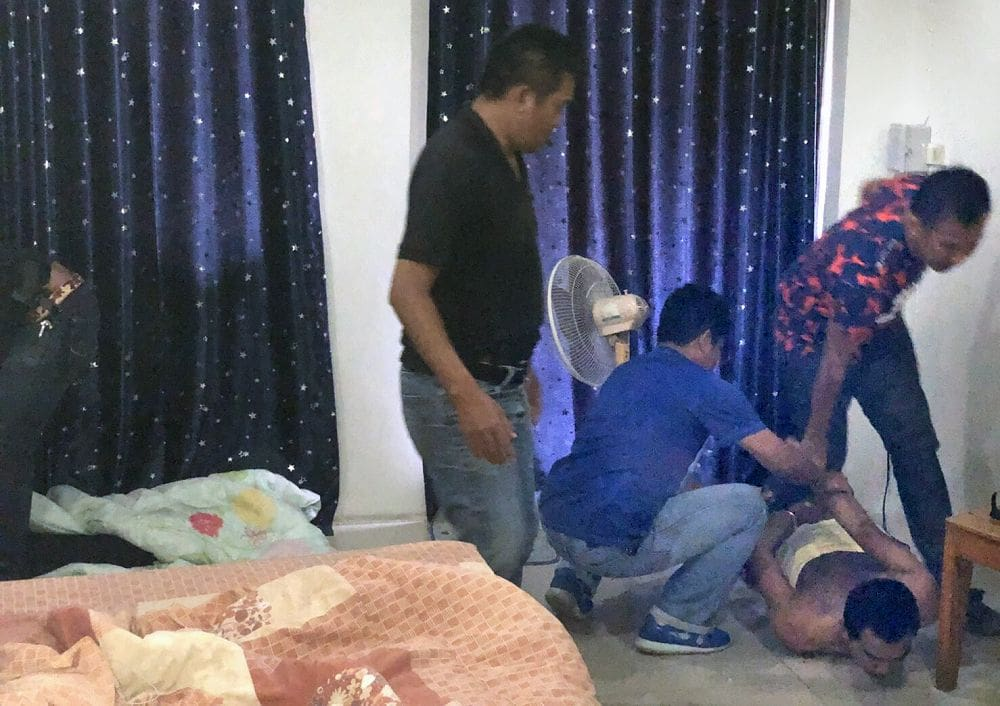 House robbery duo nabbed by Pattaya police | The Thaiger