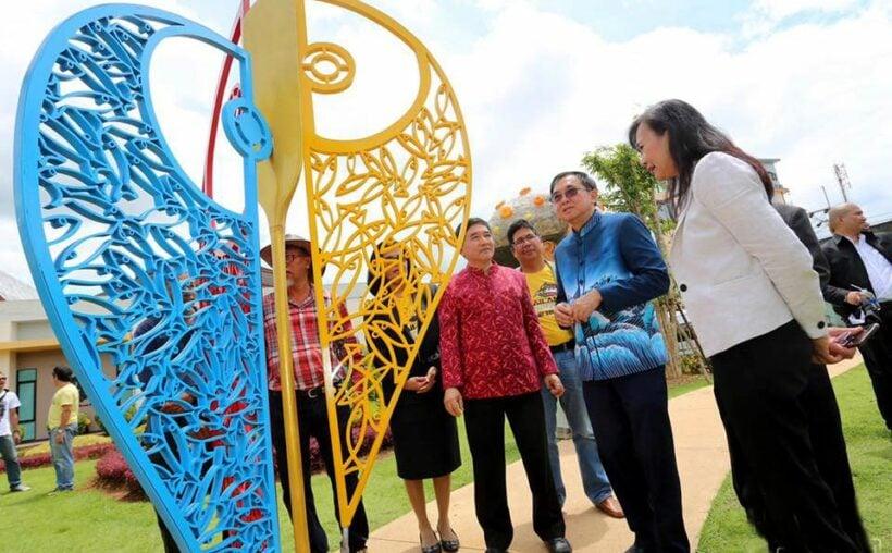 'Thailand Biennale 2018' international art festival in Krabi | The Thaiger
