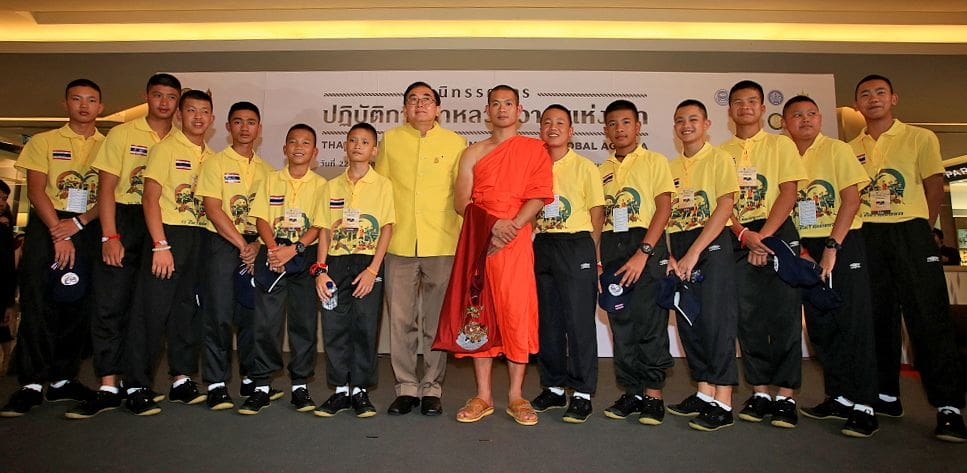 Mu Pa boys hope to lead Thailand to World Cup finals | News by The Thaiger