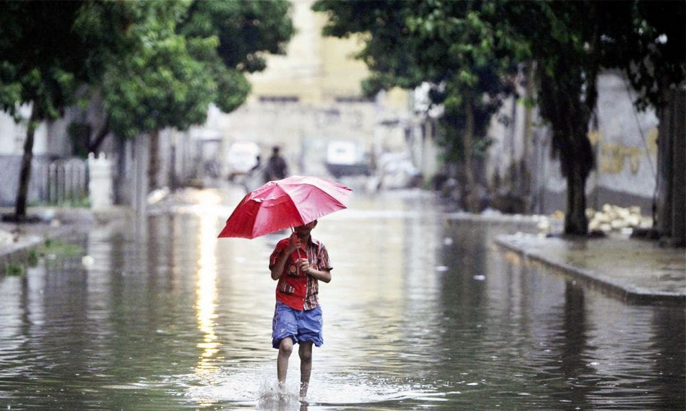 Despite the heavy rain and floods in some regions, rainfall is up to 50% less than usual | The Thaiger