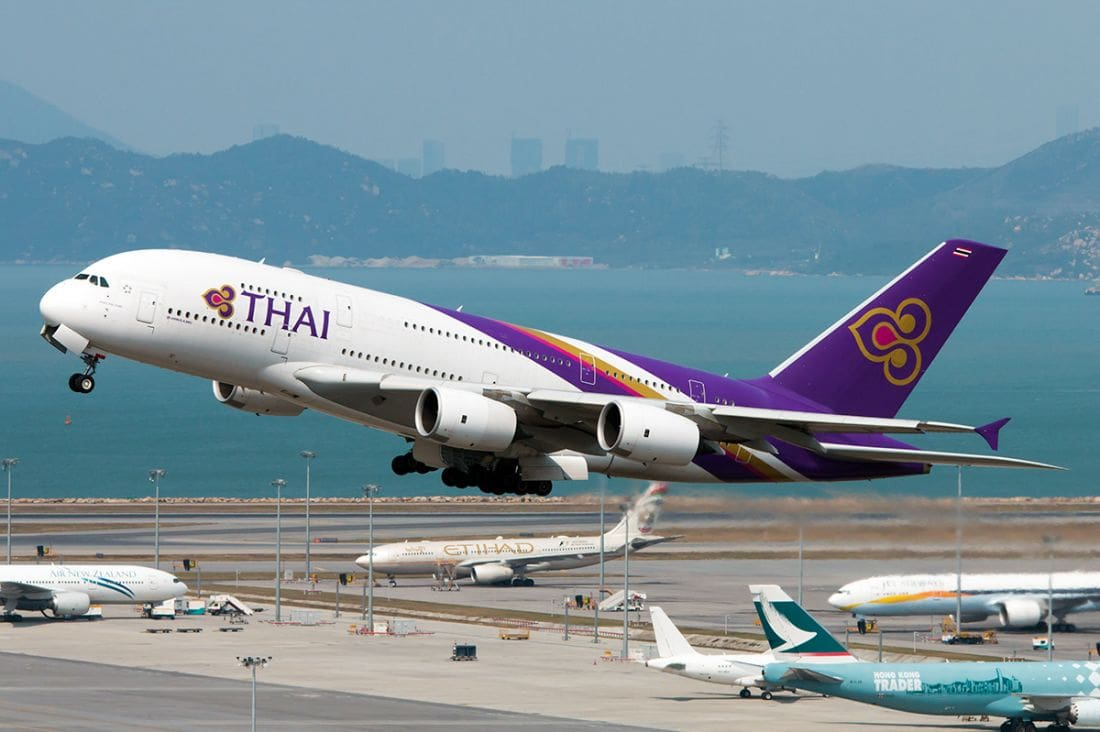 Thai pull direct Phuket to Hong Kong flights | The Thaiger