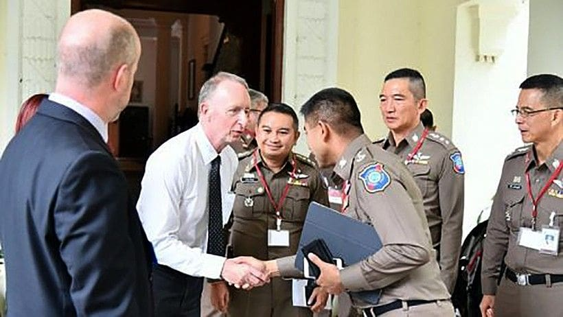 Thai police head to the UK to interview the alleged Koh Tao rape victim   News by Thaiger