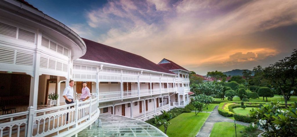 Hua Hin's Centara Grand Beach Resort make it into list of best heritage hotels | News by The Thaiger