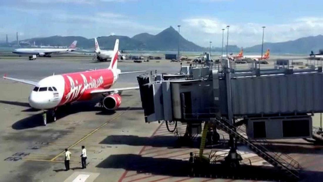 Air Asia cancel flights into southern China | The Thaiger