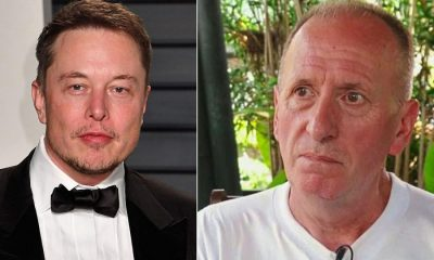 Unsworth sues Musk over 'pedo' slur | The Thaiger