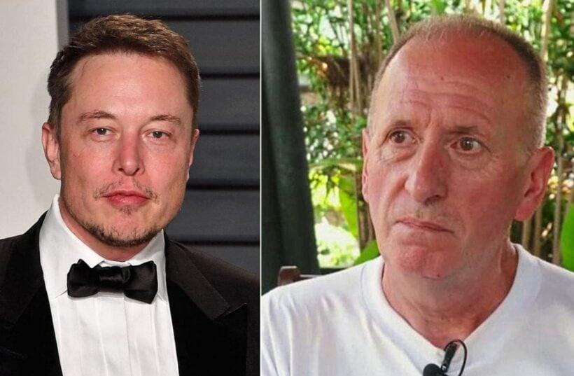 Unsworth sues Musk over 'pedo' slur | The Thaiger
