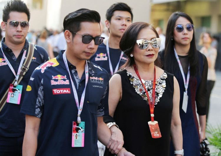 'Boss' is off the front page of Interpol - the search for the fugitive Red Bull heir | News by Thaiger