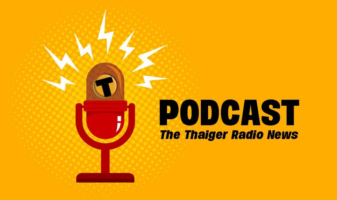 Thaiger Radio News – Monday | The Thaiger