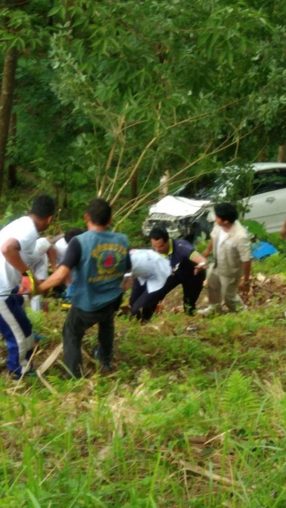 Two injured in midday Patong Hill collision | News by The Thaiger