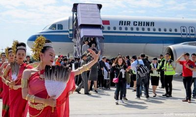 Thailand – most visited destination among Chinese for Golden Week | The Thaiger