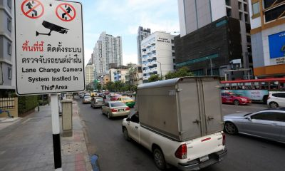 11 million traffic tickets ignored and unpaid   The Thaiger