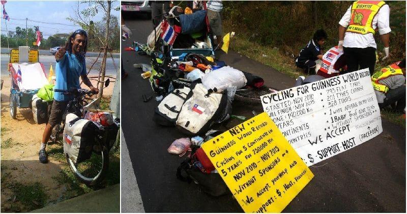 นักปั่นจักรยานกับความเสี่ยงบนท้องถนนไทย | News by The Thaiger
