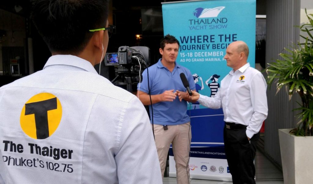 Aussies in Asia: The Thai island life of media man Tim Newton | News by The Thaiger