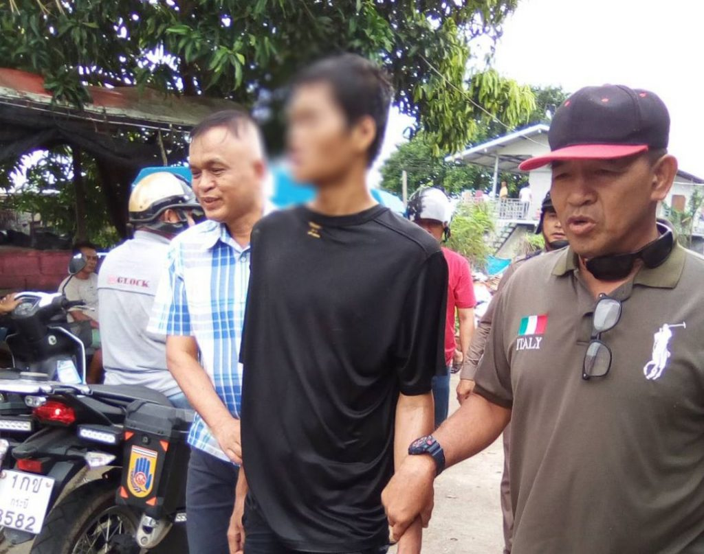 Two hour chase for escaped suspect in Krabi | News by The Thaiger