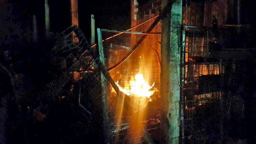 Fire destroys Krabi market   The Thaiger