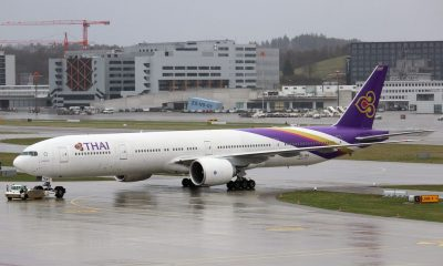 Thai Airways apologises for the Zurich-Bangkok stuff up | The Thaiger