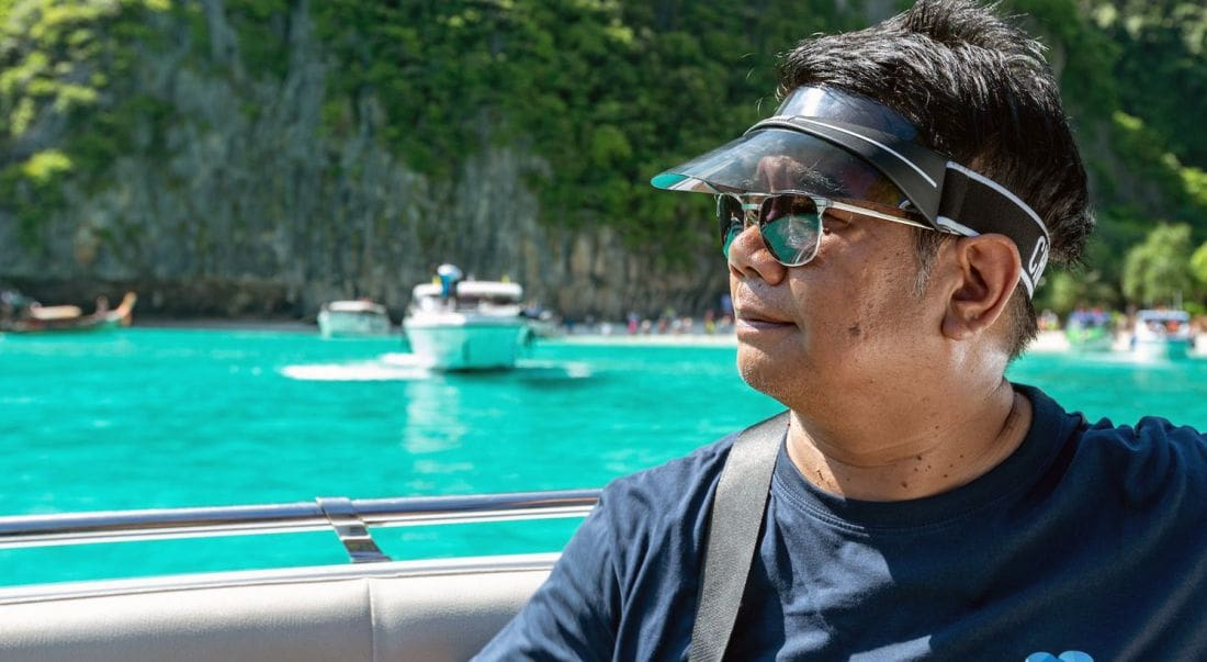Maya Bay recovering says marine biologist   The Thaiger