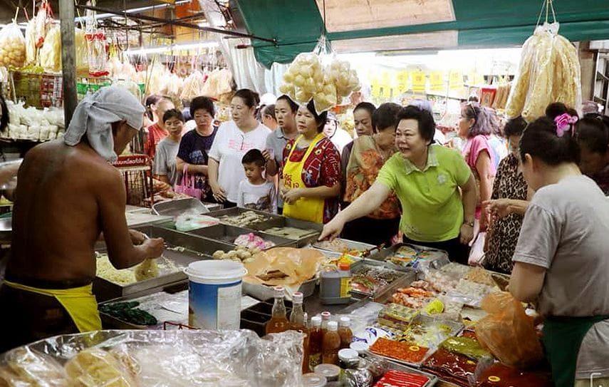 Vegetarian Festival price gouging arrives ahead of tomorrow's festival | News by The Thaiger