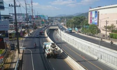 Darasamut Underpass to be temporary closed | The Thaiger
