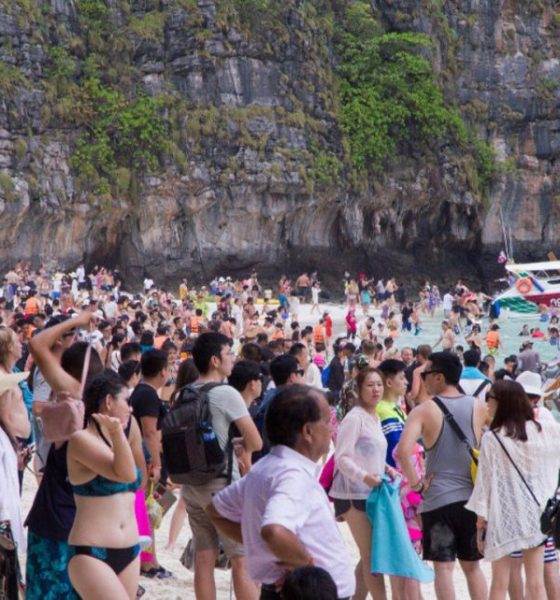 Chinese tourists heading elsewhere – what did you expect?   The Thaiger