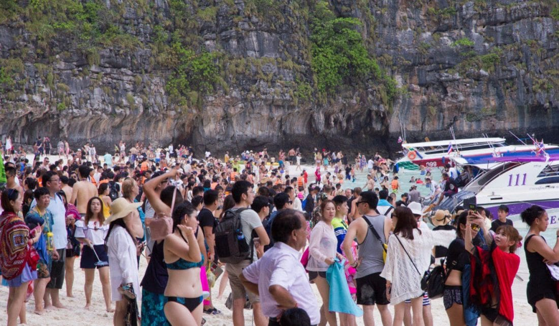 Chinese tourists heading elsewhere – what did you expect? | The Thaiger