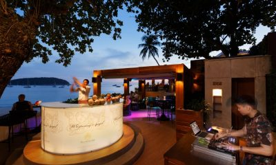New rooftop dining experience overlooking the Andaman at The Nai Harn | The Thaiger