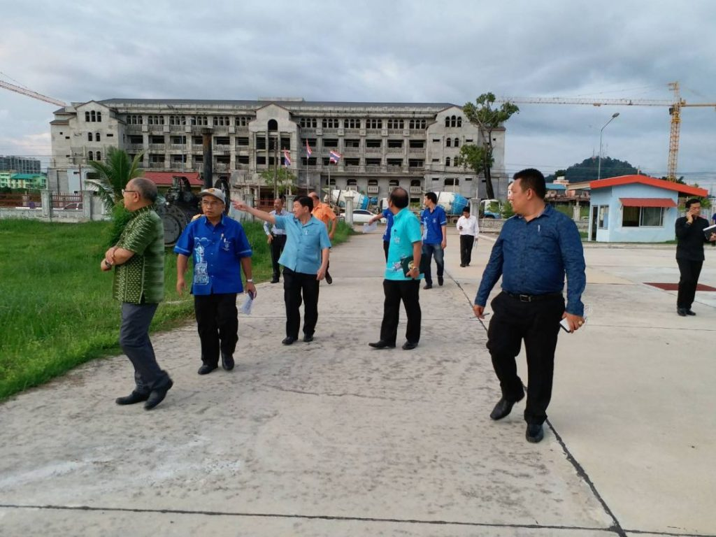 Delayed Phuket provincial hall construction expected to resume soon | News by The Thaiger