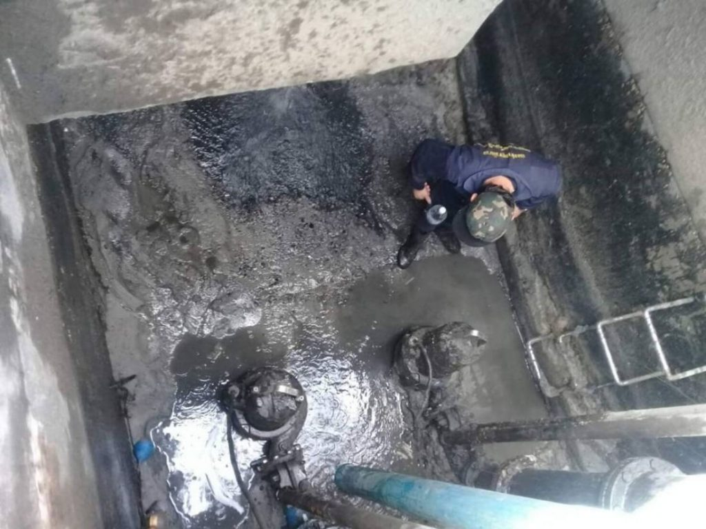 Patong Municipality responds to waste water flowing into bay | News by The Thaiger