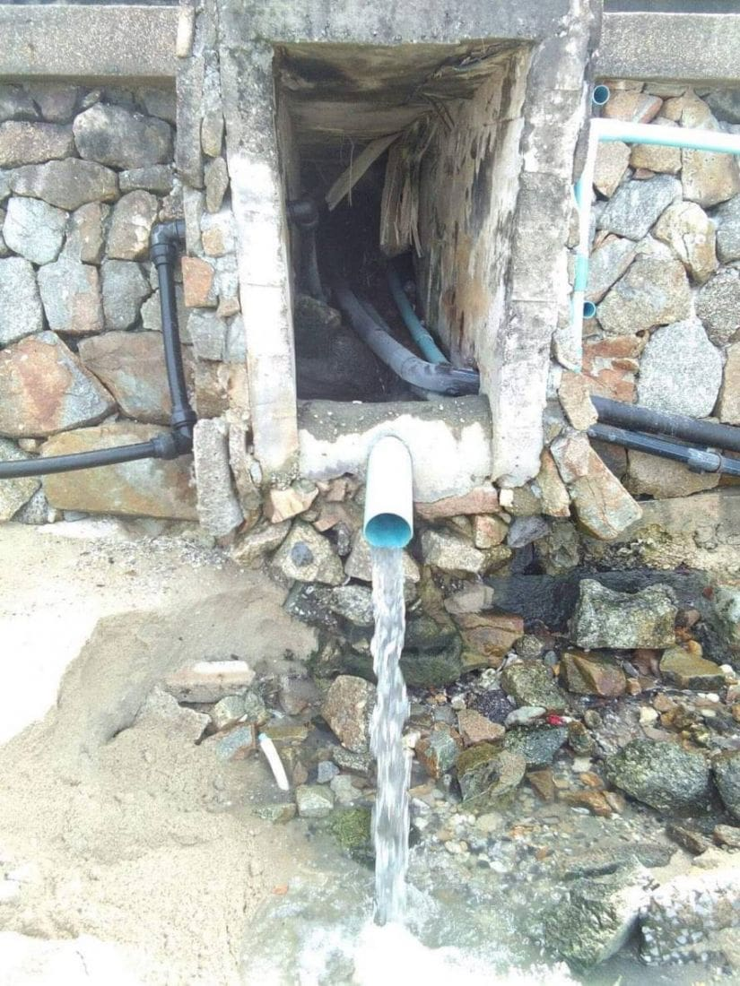 Patong Municipality responds to waste water flowing into bay | The Thaiger