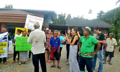 Krabi residents say no to dolomite mine | The Thaiger