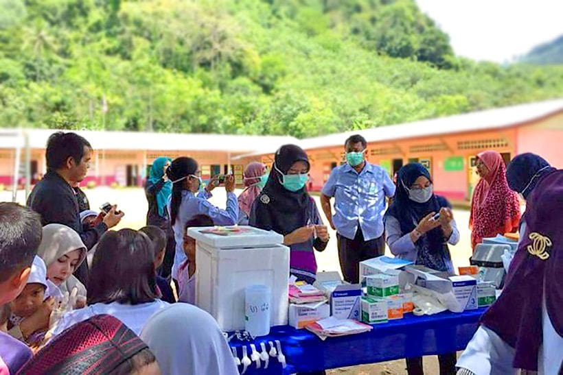 Islamic anti-vaxxers in the south causing measles outbreak | The Thaiger