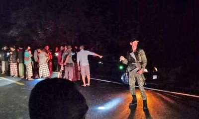 Innocent health volunteer shot dead in Pattani | The Thaiger
