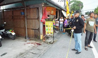 Two suspects surrender to police | The Thaiger