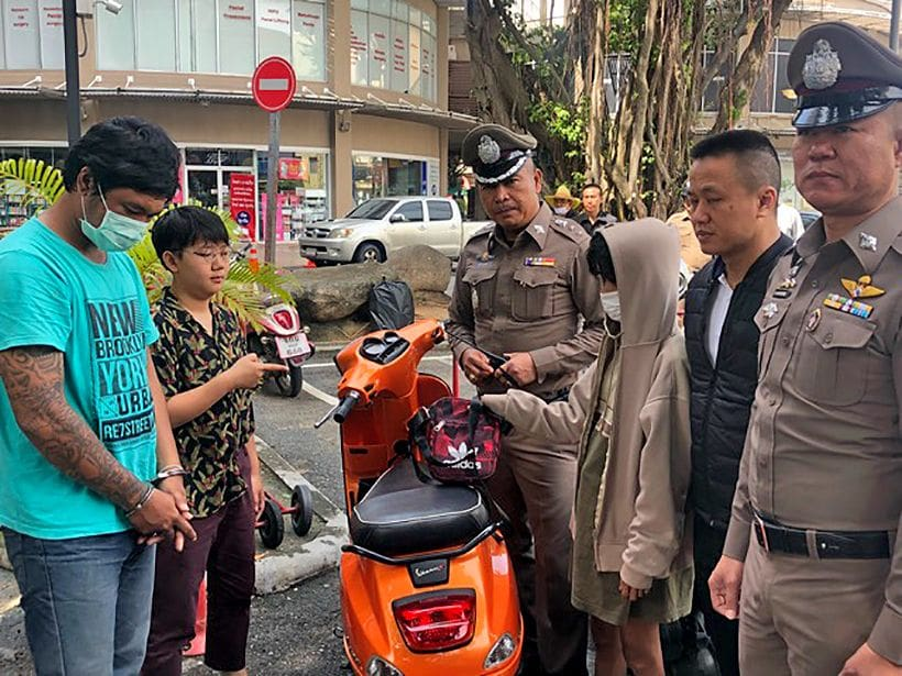 "'Don't break the law in Pattaya, or else"" – Pattaya police chief 
