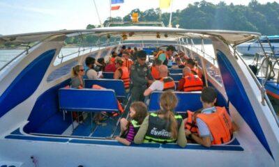 Regular boat checks being enforced on Phuket | The Thaiger