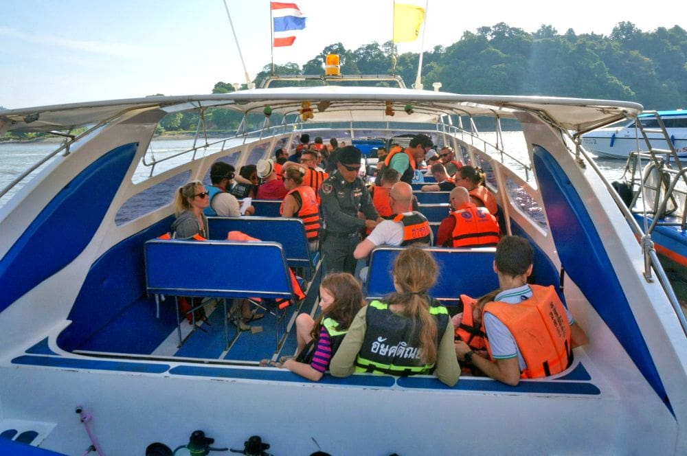 Regular boat checks being enforced on Phuket | The Thaiger