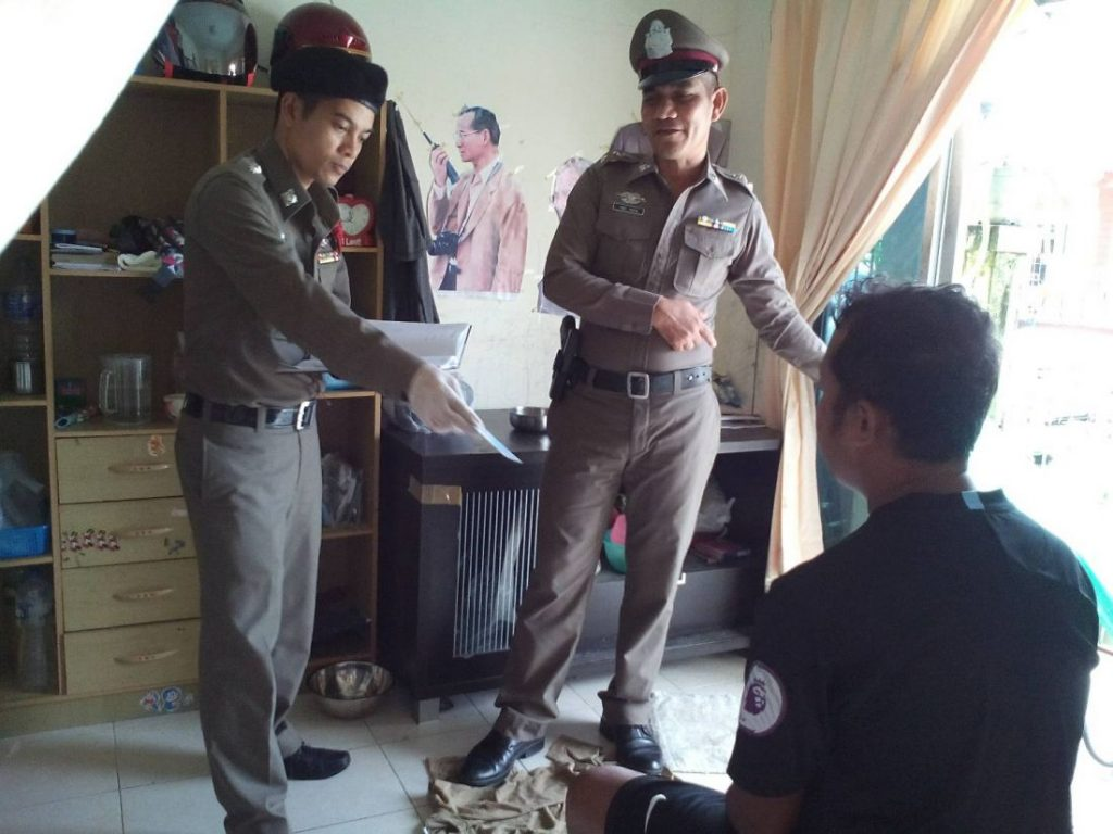 Man kills himself outside his home in Thalang | News by The Thaiger