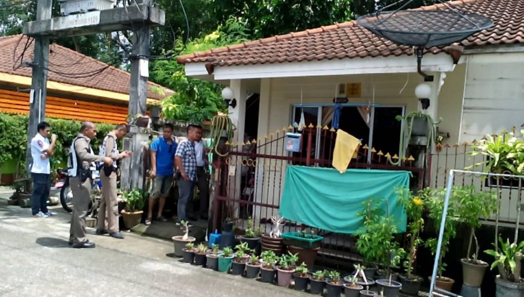 Man kills himself outside his home in Thalang | The Thaiger