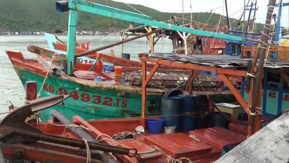 3 Vietnamese boats seized, 14 crew arrested | The Thaiger