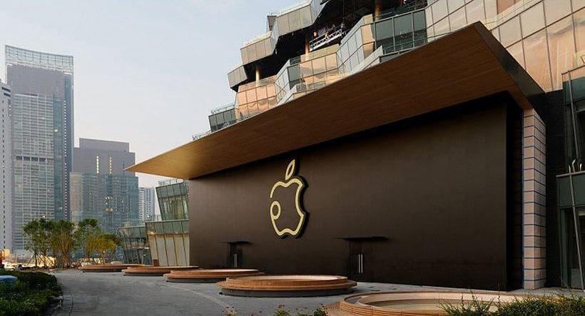 Apple's first Thailand store opens November 10 | The Thaiger